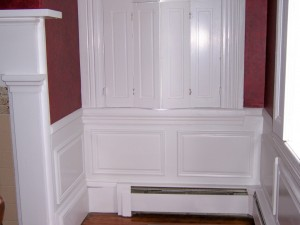 wainscoting & trim ri