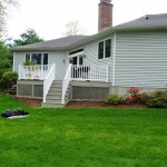 composite decking South Kingstown