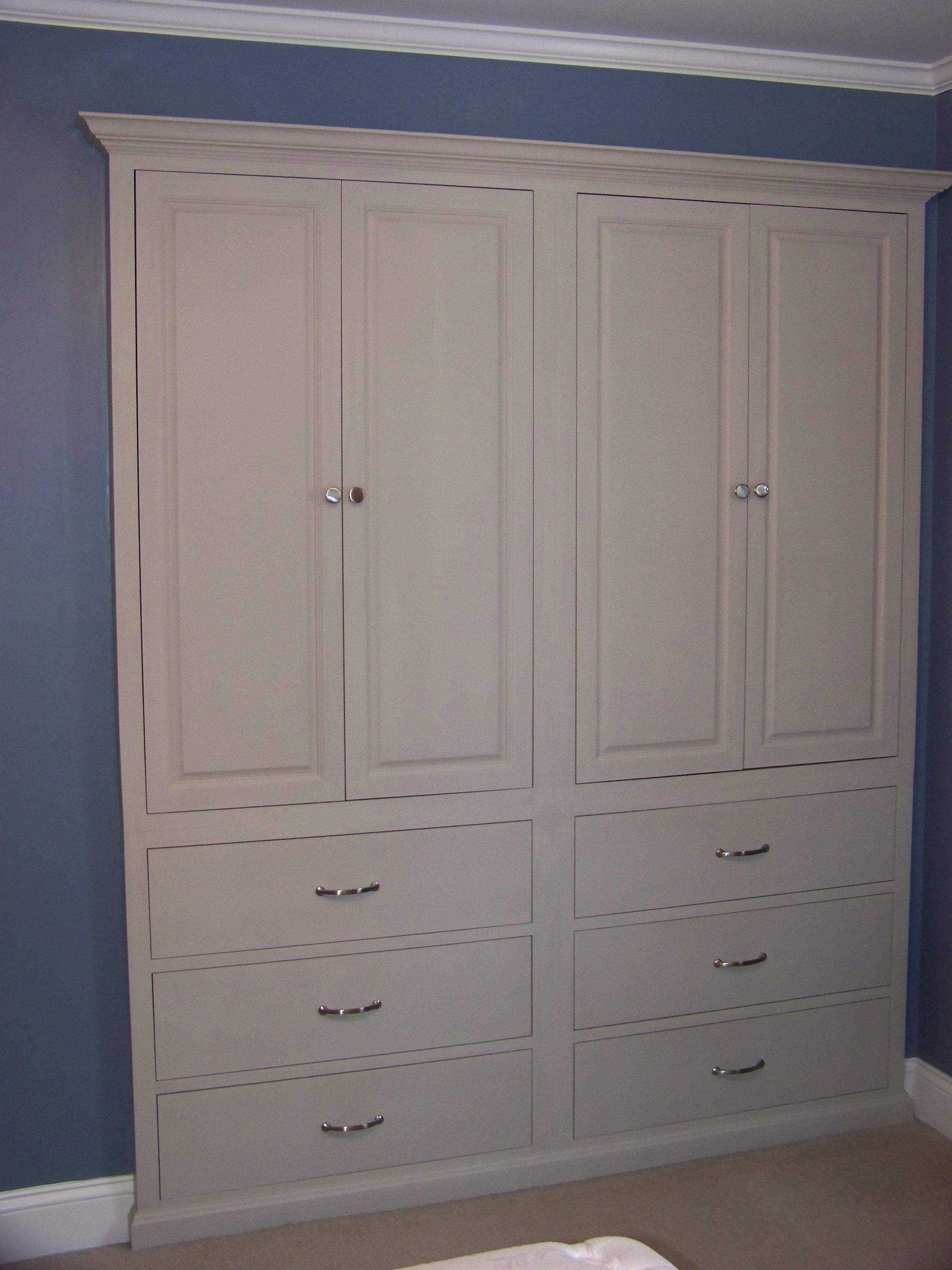 Built-in Closet Cabinets RI | KMD Custom Woodworking - (401) 639-8140