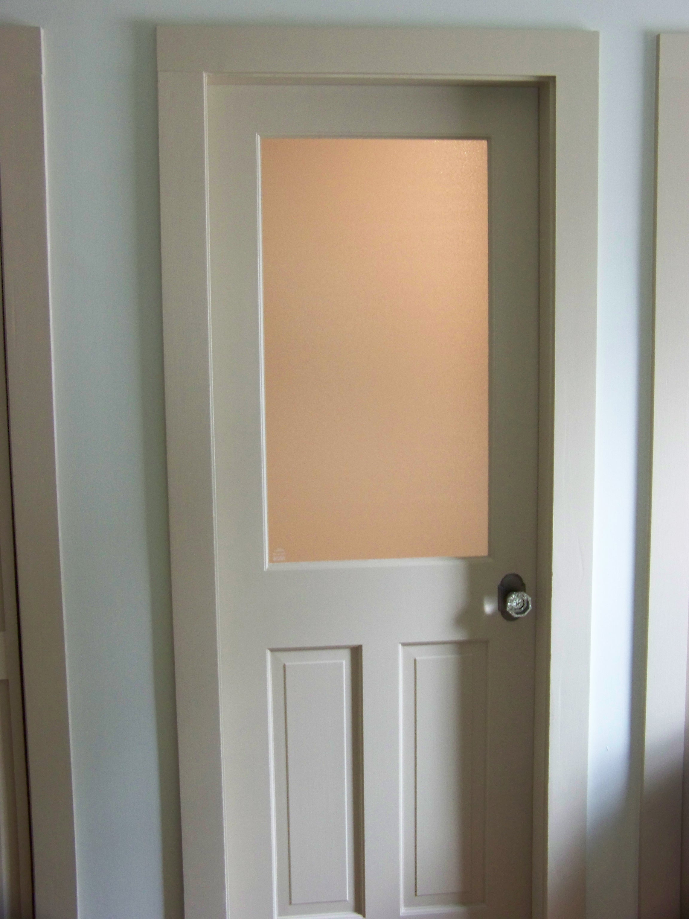 3072 #8B6340 Customized Glass Panel Door RI KMD Custom Woodworking (401) 639  image Doors Half Glass 42032304