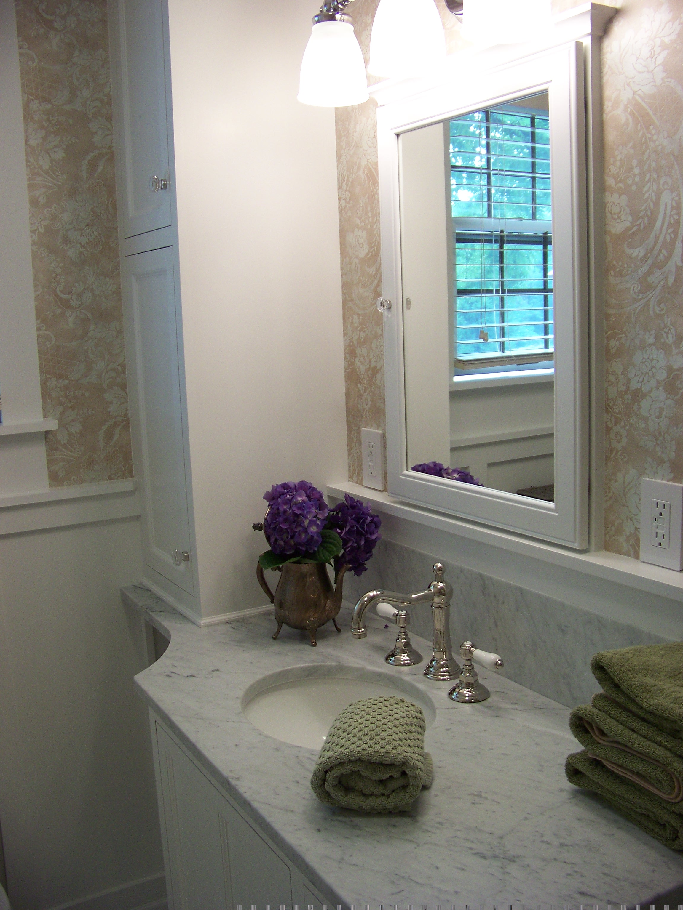 Bathroom Remodeling Ri Entrancing Master Bathroom Remodel Ri  Kmd Custom Woodworking  401 6398140 Inspiration